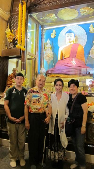 Mahabodhi-familyataltar